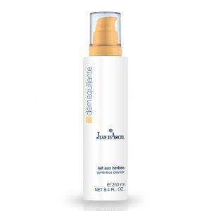 Sửa rửa mặt dành cho da khô và da nhạy cảm Jean d'Arcel Gentle cleansing 250ml 1